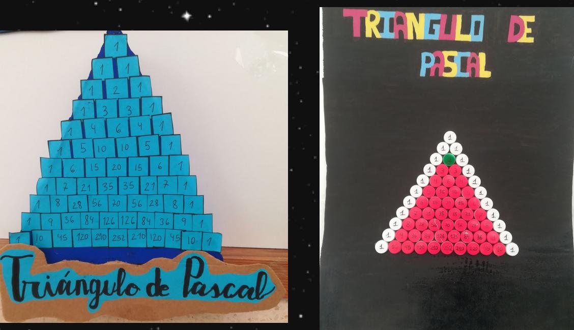 El Triángulo de Pascal (alumnado de 2ºESO)