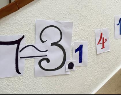 Día del número Pi