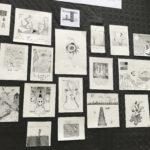 Ilustraciones tétricas