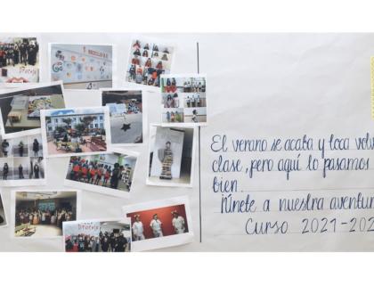 BIENVENIDOS AL CURSO 2021-2022